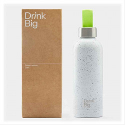 Drink Big | Bouteille Pattern Light |